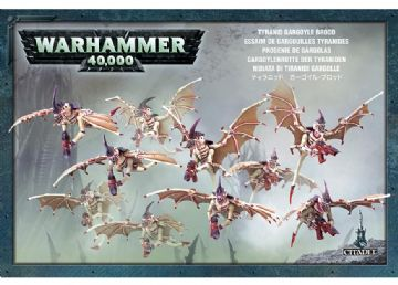 Games Workshop Warhammer 40000 40K Tyranid Gargoyle Brood 51-12